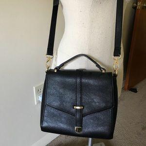 Small black cross body bag